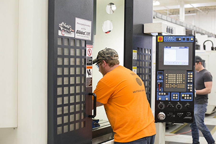 CNC Service Tech