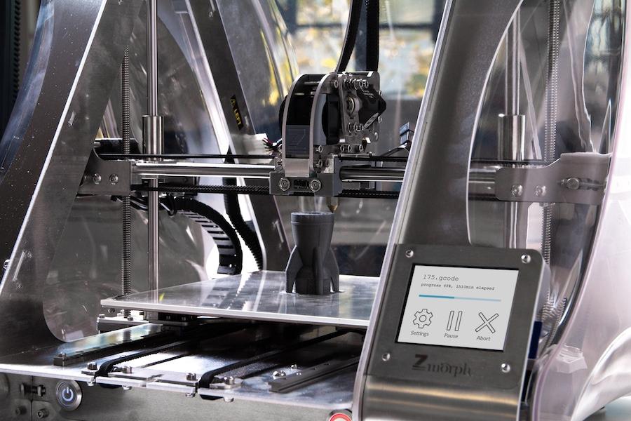 Zmorph multitool 3d printer Uq CC Sb A Ia DU unsplash